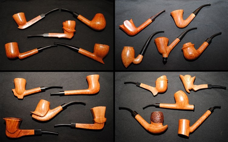 Smokers Haven Museum Pipes